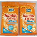 TUMBLE DRYER SHEETS (40 SHEETS)