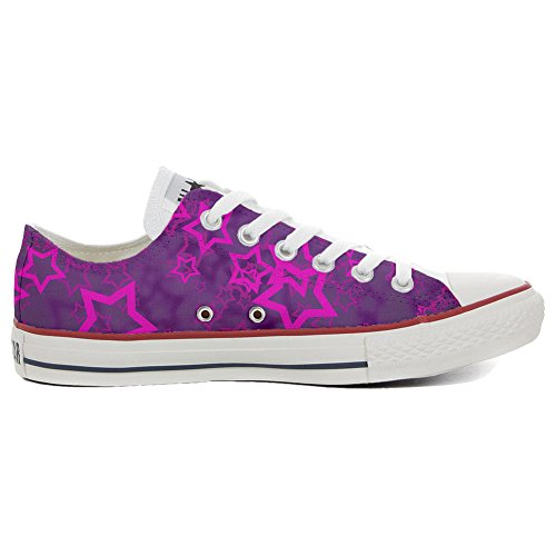 Converse Customized Chaussures Coutume (produit artisanal) Young Star