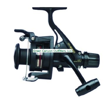 Shimano  IX1000R IX Rear Drag Spin Reel with 2/270, 4/140 and 6/110 Line Capacity