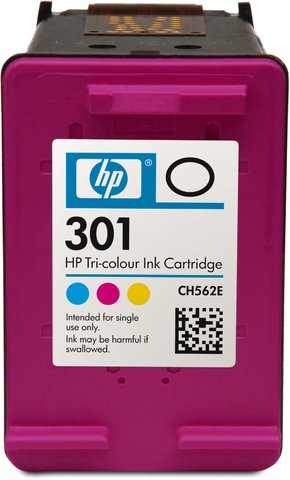 hp-301-print-cartridge-1-x-colour-cyan-magenta-yellow-165-pages