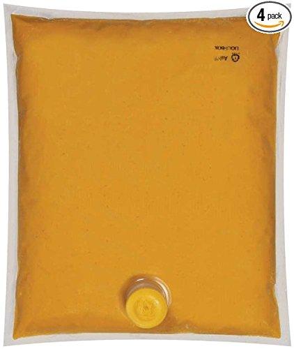 Ortega Nacho Cheese Sauce for Ortega Dispenser 4 Case 107 Ounce (Ortega Nacho Cheese compare prices)