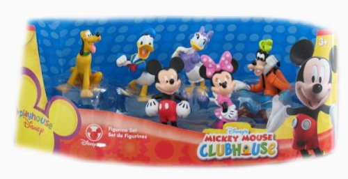 1b1af4c0748 Cheap Disney Mickey Mouse Clubhouse Figure Play Set -- 6-Pc. Discount  Review Shop