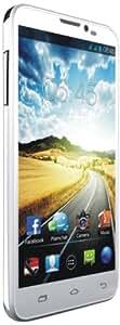 Infinix Race Max Q X530 Smartphone débloqué 5.3 pouces Appareil photo 8MP Android 4.1.2 Jelly Bean 4GO Blanc
