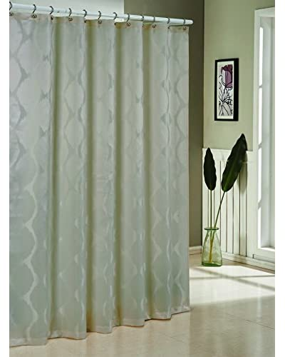 Duck River Textile Hampshire Shower Curtain, Taupe