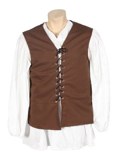 Alexanders Costumes Male Renaissance Vest