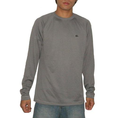 herren-quiksilver-lightweight-dri-fit-performance-long-sleeve-jersey-shirt-small-grey