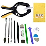 LCD Screen Opening Pliers Pry Tools Repair Tool Kit For IPhone 4s 5s 6 IPad IPod