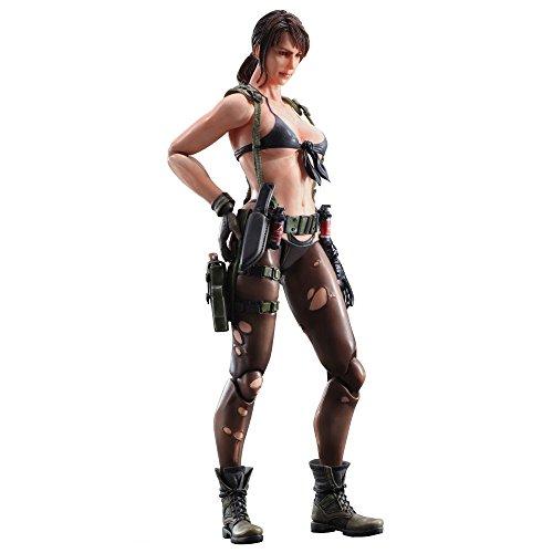 "Square Enix ENX32092 Play Arts-Kai-Quiet ""Metal Gear Solid V: The Phantom Pain"" Action Figure"