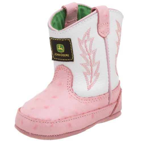 John Deere 171 Western Boot (Infant/Toddler)