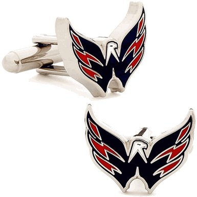 Washington Capitals NHL Ice Hockey Cufflinks