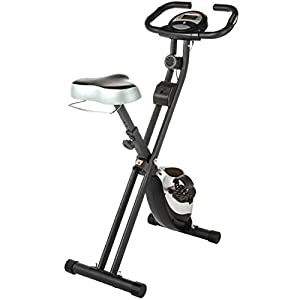 Ultrasport F-Bike Home Trainer with Hand Pulse Sensor