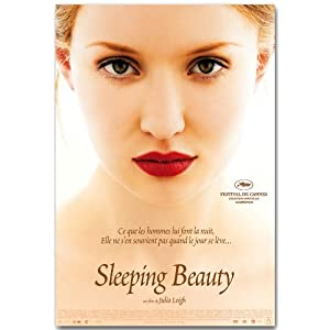 Sleeping Beauty Poster - 2011 Movie Flyer 11 X 17 - Emily Browning French