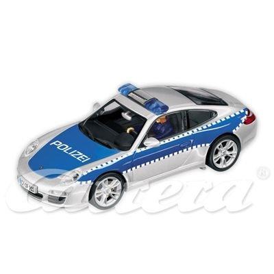 Carrera-30467-Digital-132-Porsche-911-Polizei-mit-Blinklichtfunktion