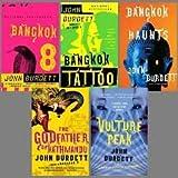 img - for Bangkok Tattoo Set by John Burdett