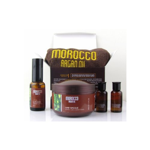 Argan Oil From Morocco Hair Care Gift Set Formulated