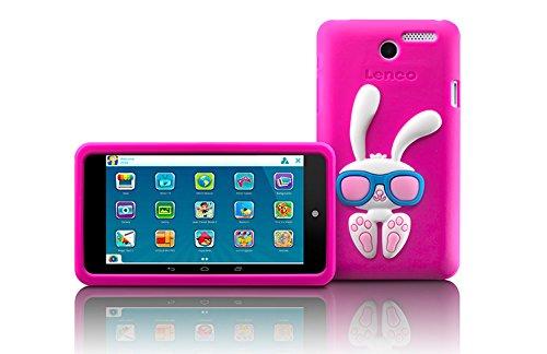 LENCO - KIDZTAB-530 MINI Pink - Tablette pour enfant - Rose