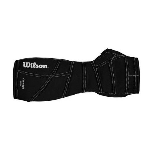 Youth Football CarnageTM Combo Forearm/Hand Pad from Wilson - 1