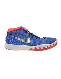 "Nike Kyrie 1 ""USA"" Mens' Shoes Soar/Metallic Silver-White-Bright Crimson 705277-401"