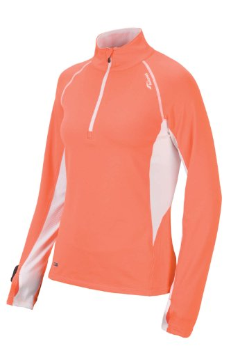 Saucony Lady Drylete Long Sleeve Fitted Sport Top - 8