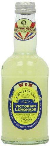 Fentimans Traditional Victorian Lemonade 275 ml (Pack of 12)
