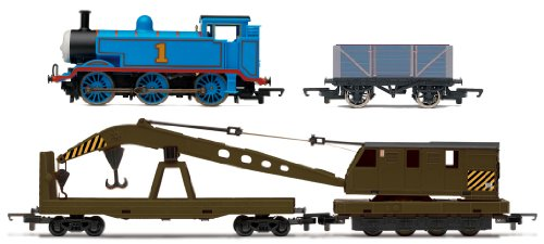 Hornby thomas and the breakdown train set