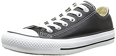 Converse Chuck Taylor Core Lea Ox, Unisex - Erwachsene Sneaker