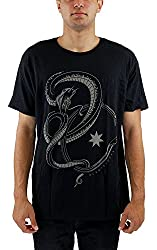 DC Shoes Men's Poisoned T Shirt Black