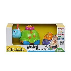 Ks Kids Musical Turto Parade, Multi Color