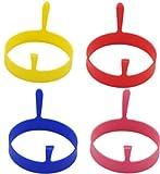4PCS Round Egg Rings