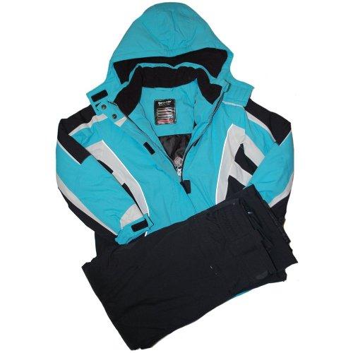 Outburst - ski-wear, snow bomber + ski-pants, girls