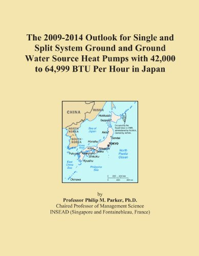 The 2009-2014 Outlook for Single and Split System Ground and Ground Water Source Heat Pumps with 42,000 to 64,999 BTU Per Hour in Japan