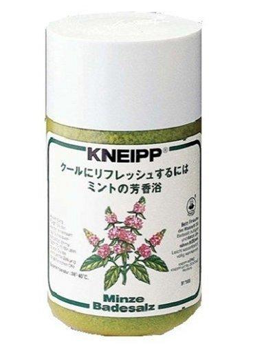 クナイプ バスソルト ミントの香り 500g