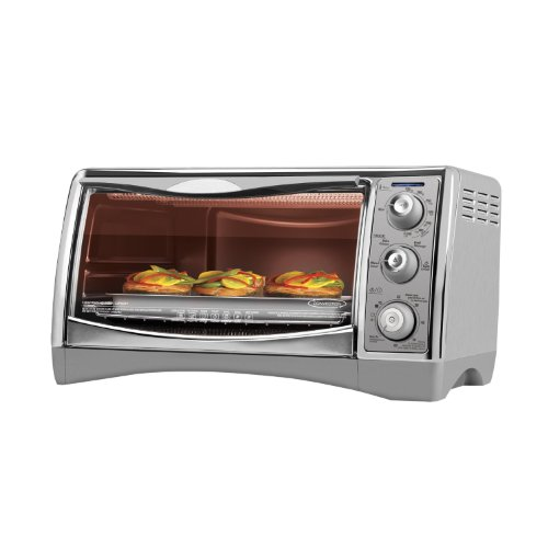 Black And Decker Countertop Convection Oven Parts : Black & Decker CTO4500S Perfect Broil Convection Toaster Oven ...
