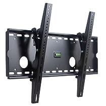 VideoSecu Black Tilt Wall Mount Bracket for Vizio 42 to 65 inch HDTV Plasma/LCD TV E3D470VX M3D470KDE E601i-A3 M650VSE M43