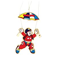 Skillofun Achievers - Para Jumper And The Parachute, Multi Color