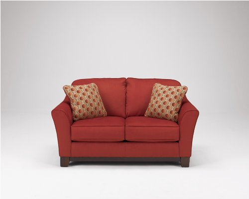 Buy Low Price AtHomeMart Berry Loveseat (ASLY3640335)