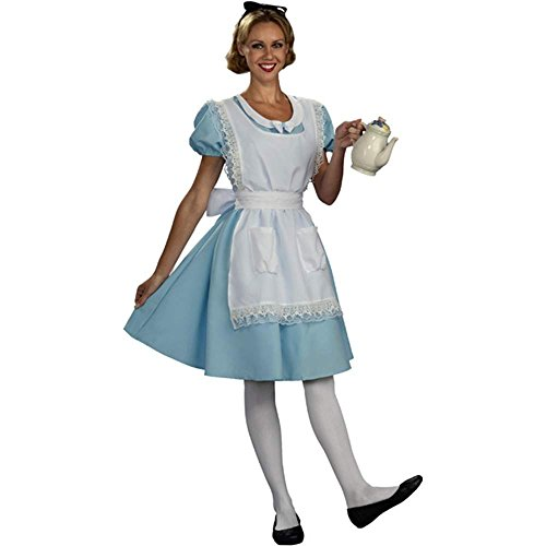 Classic Alice in Wonderland Adult Costume - Standard