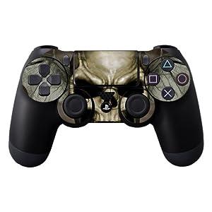 Protective Vinyl Skin Decal Cover for Sony PlayStation DualShock 4 Controller Sticker Skins Skeletor
