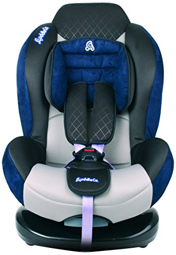 CuddleCo Auto Voyage Car Seat (Cobalt Blue)