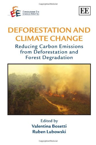 Deforestation and Climate Change: Reducing Carbon Emissions from Deforestation and Forest Degradation (The Fondazione Eni Enrico Mattei (Feem) Series ... the Environment and Sustainable Development)
