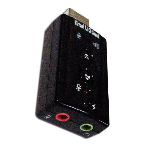 AREA USB接続バーチャル5.1音源 【響音4】 SD-U1SOUND-S4