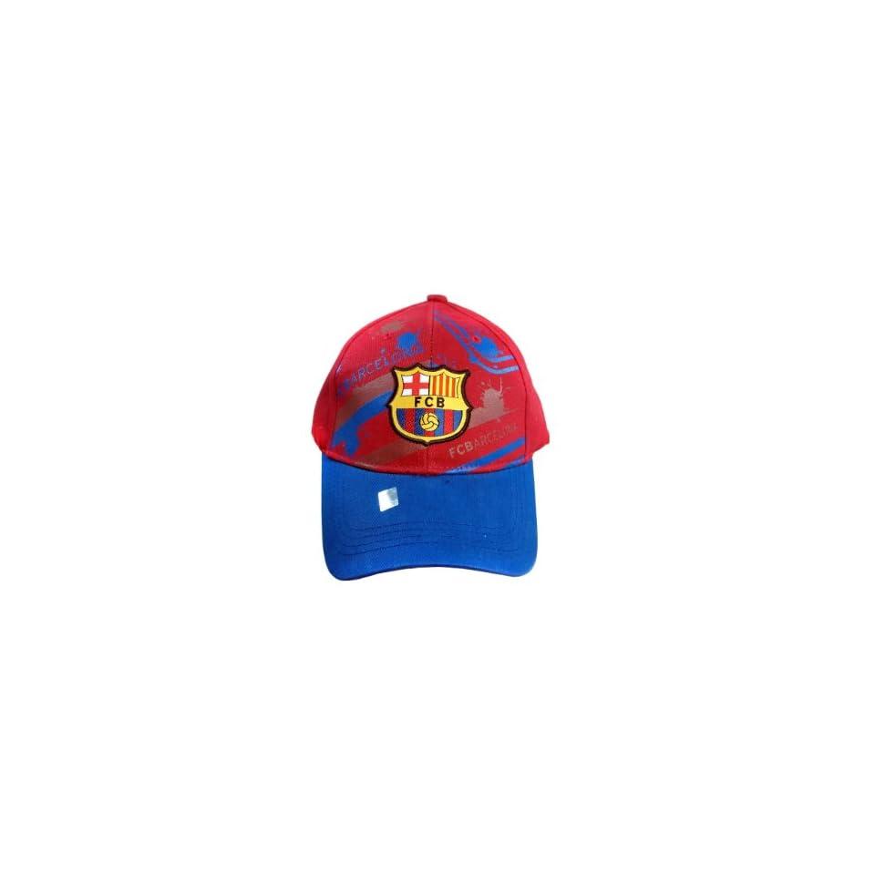 FC BARCELONA OFFICIAL TEAM LOGO CAP / HAT   FCB026