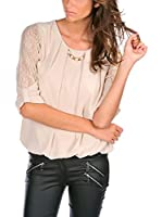 FRENCH CODE Blusa Odeon (Beige)