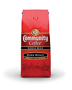 Community Coffee Whole Bean Coffee Dark Roast 12-ounce Bags Pack Of 3 by Community Coffee