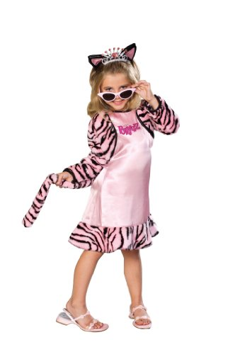 Bratz Child's Cat Costume, Toddler 2 - 4