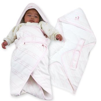 Hello Kitty Baby Receiving Blanket front-27673