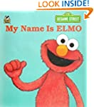 My Name is Elmo (A Golden Little Look...