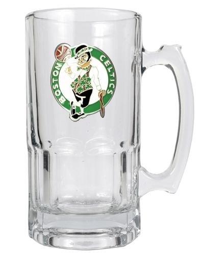 Nba Boston Celtics 1 Liter Macho Mug - Primary Logo front-592572