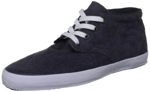 Vans M DEL NORTE NAVY/WHITE High Top Men blue Blau (Navy/White) Size: 40.5