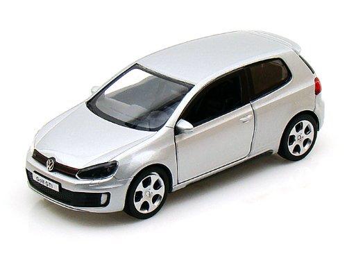 Volkswagen Golf GTI 1/36 Silver (Volkswagen Gti Model Car compare prices)